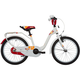 s'cool niXe 18 Alloy Kinderen, white/red
